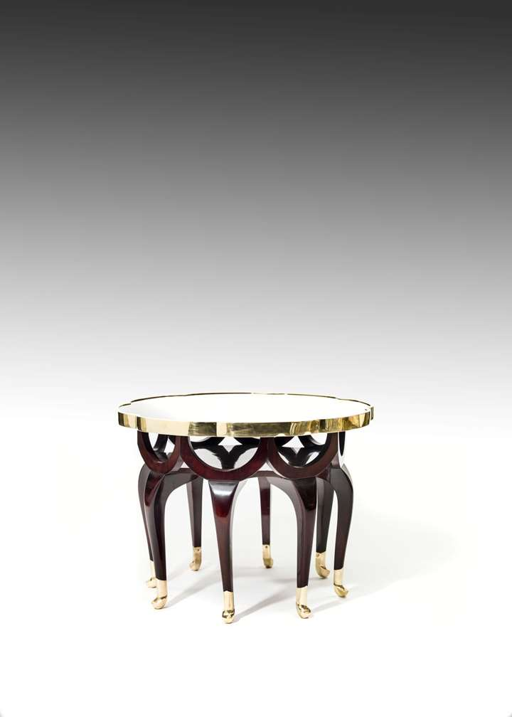 """ELEPHANT TRUNK"" TABLE"