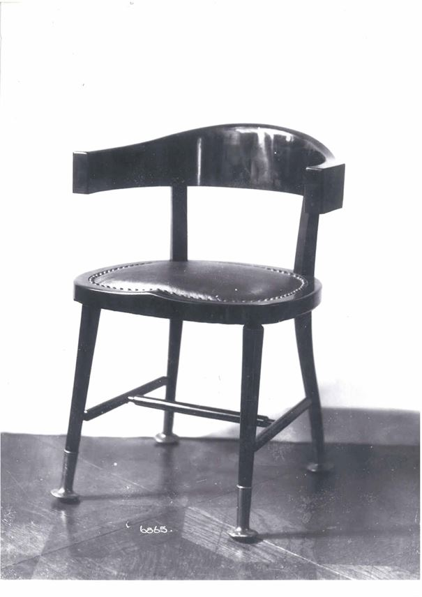 Adolf Loos - Four Important Armchairs | MasterArt