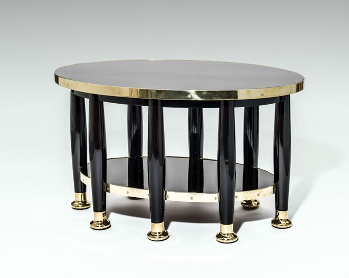 Adolf Loos - LARGE OVAL TABLE | MasterArt