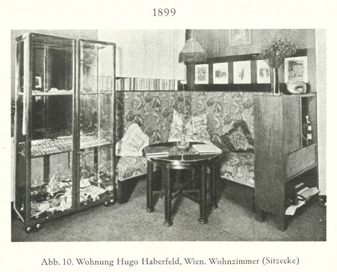 "Adolf Loos - Large Oval ""Haberfeld"" Table 