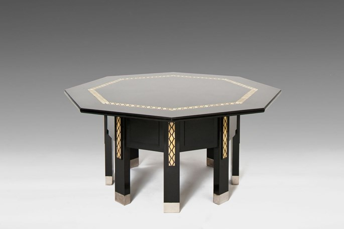 Alfred Keller - EIGHT-LEGGED TABLE FOR THE 22nd HAGENBUND EXHIBITION IN VIENNA  | MasterArt