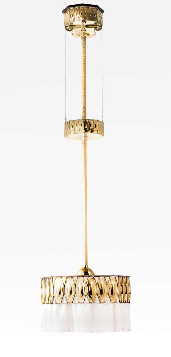Adjustable Dining-Room Chandelier