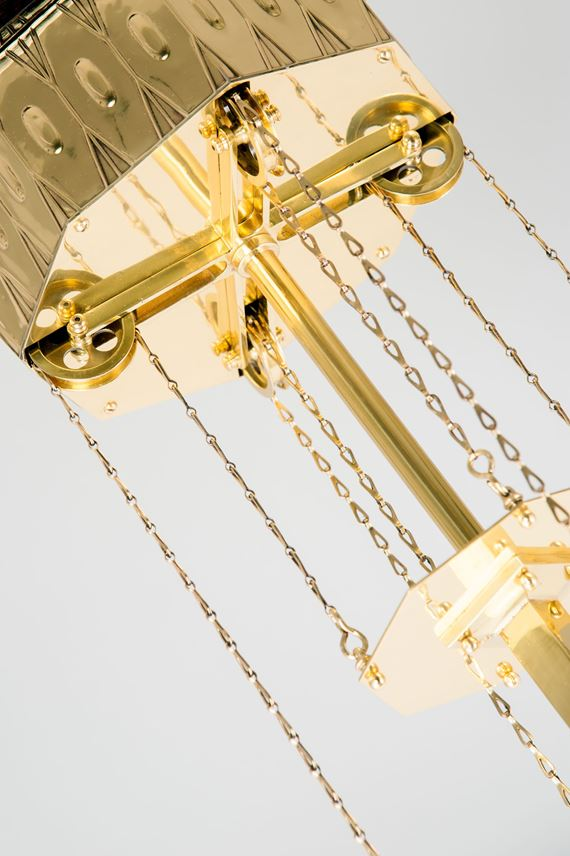 Carl Witzmann - Adjustable Dining-Room Chandelier | MasterArt