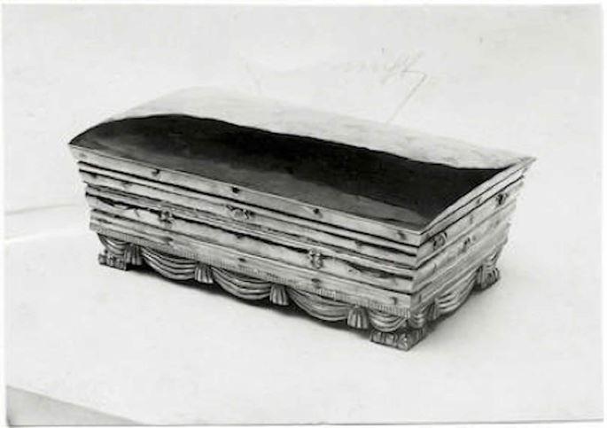 Dagobert Peche - Box | MasterArt