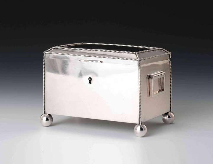 LOCKABLE SUGAR BOX
