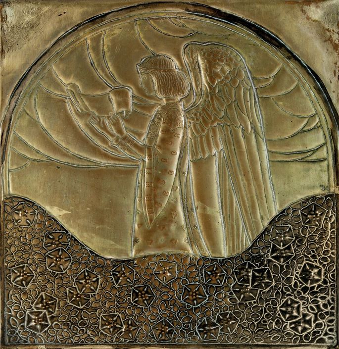 Friedrich König - SIX COPPER PANELS: THE ADORATION OF THE MAGI | MasterArt
