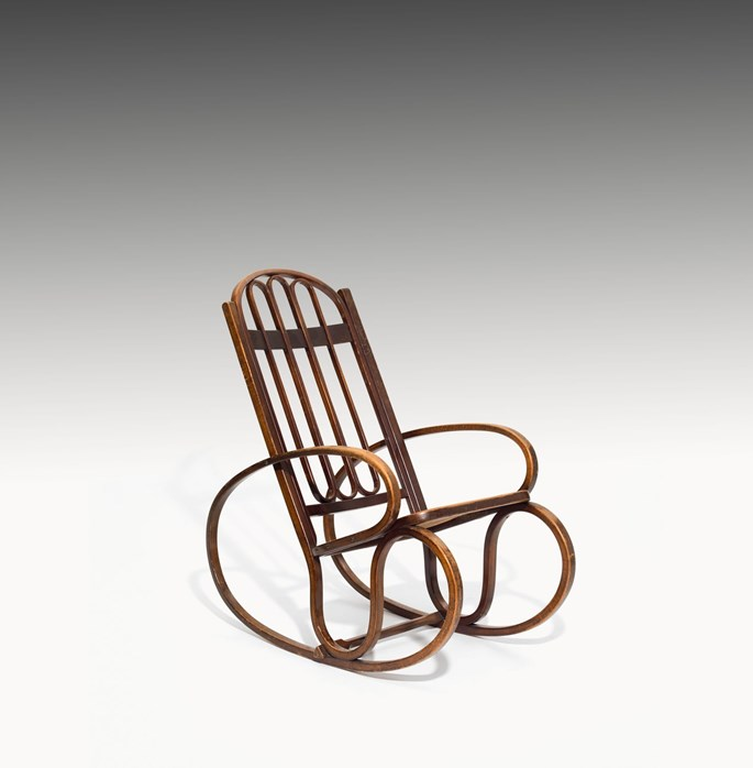 Gustav Siegel - ROCKING CHAIR | MasterArt