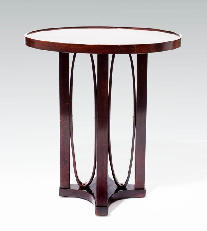 Gustav Siegel / J. & J. Kohn - Table | MasterArt