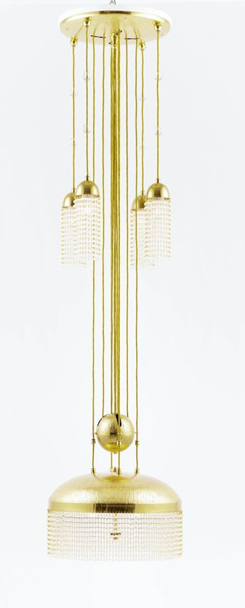 Hans Ofner - Adjustable Chandelier | MasterArt