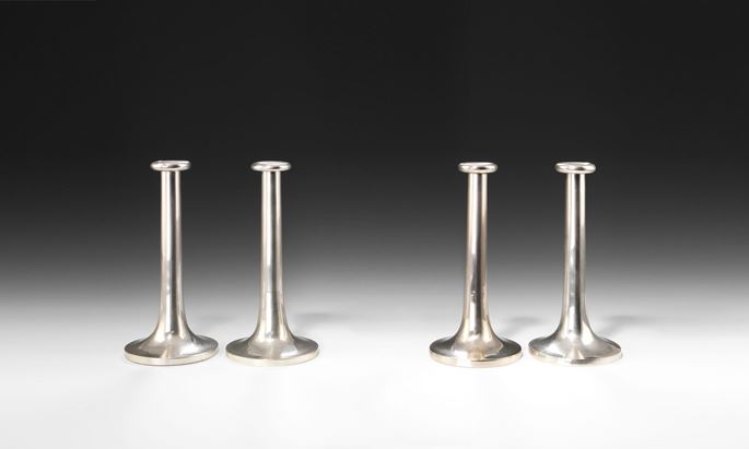 JOSEF  WALLNÖFER  - FOUR CANDLESTICKS | MasterArt