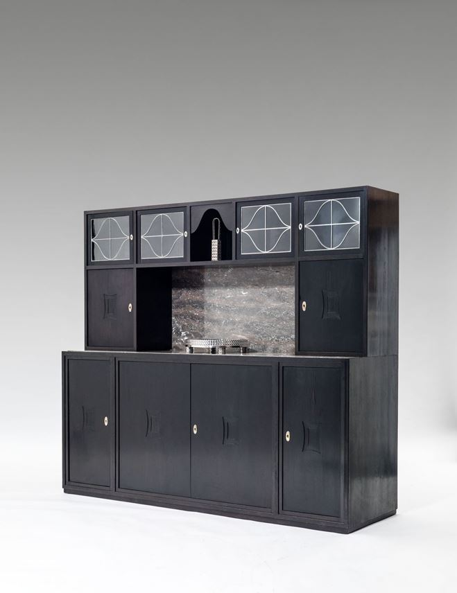 Josef  Hoffmann - A LARGE AND A SMALL SIDEBOARD | MasterArt