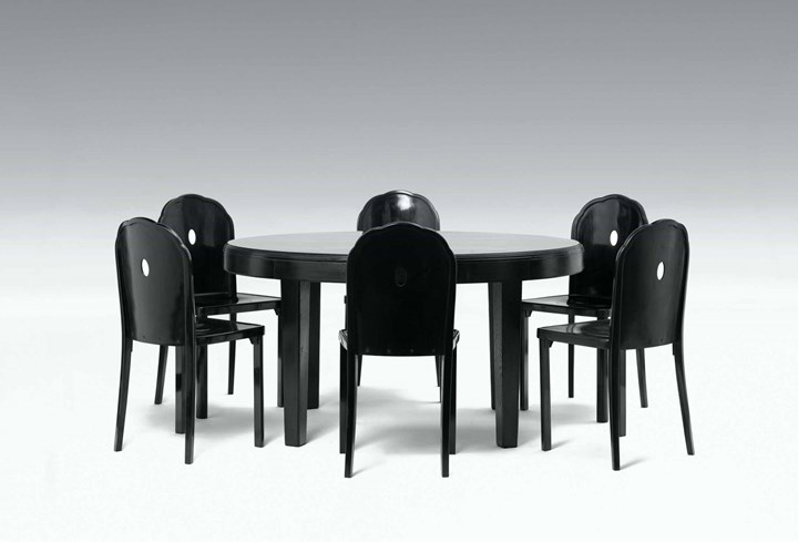 Furniture for the Apartment of Berta Zuckerkandl