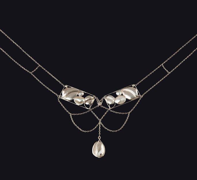 Josef Hoffmann / Wiener Werkstätte - Necklace | MasterArt