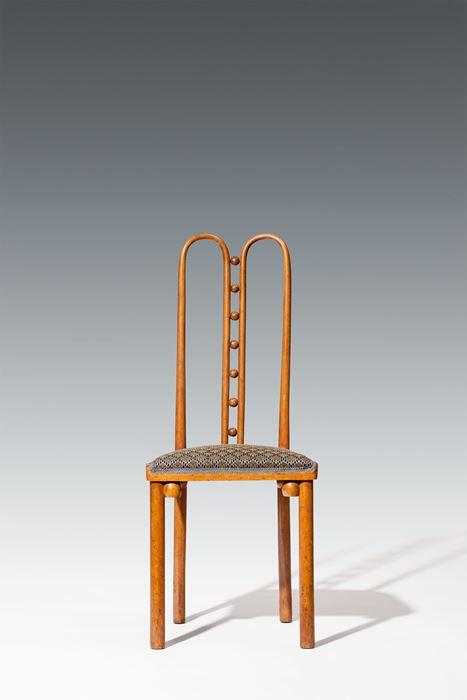 Josef Hoffmann Design.Josef Hoffmann Seven Ball Chair Masterart