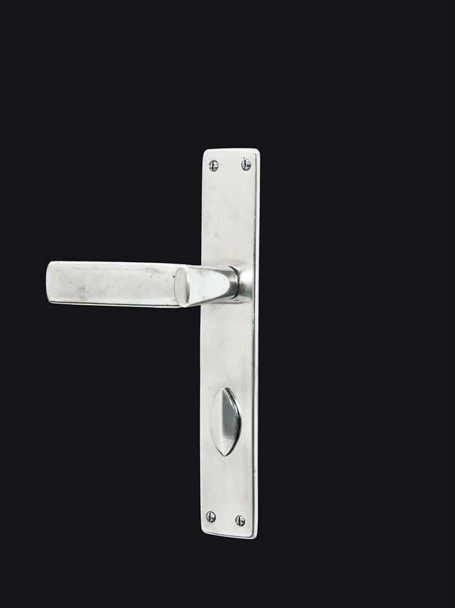 Josef  Hoffmann - SIX SETS OF DOOR HANDLES from the studio of Leopold Blauensteiner   | MasterArt