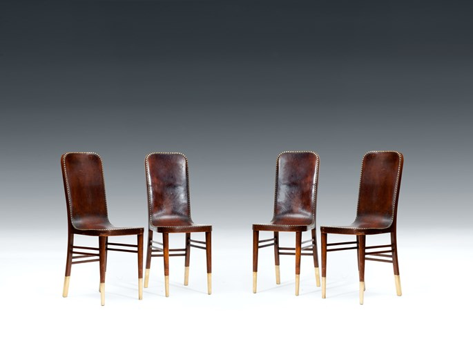 Josef Urban - FOUR CHAIRS FOR THE PAUL HOFNER RESTAURANT | MasterArt