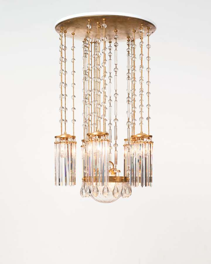 RARE AND EXTRAORDINARY CHANDELIER