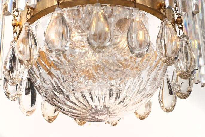 Leopold Bauer - RARE AND EXTRAORDINARY CHANDELIER | MasterArt