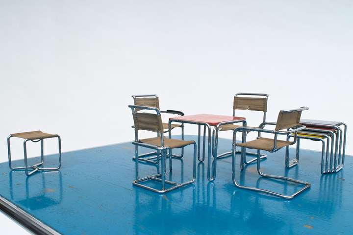 MODELS FOR TUBULAR STEEL FURNITURE
