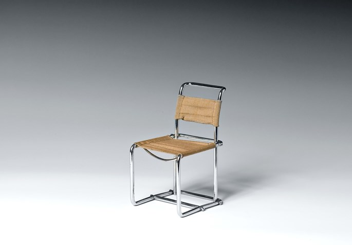 Marcel Breuer - MODELS FOR TUBULAR STEEL FURNITURE | MasterArt
