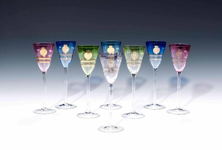 LIQUEUR GLASS SET