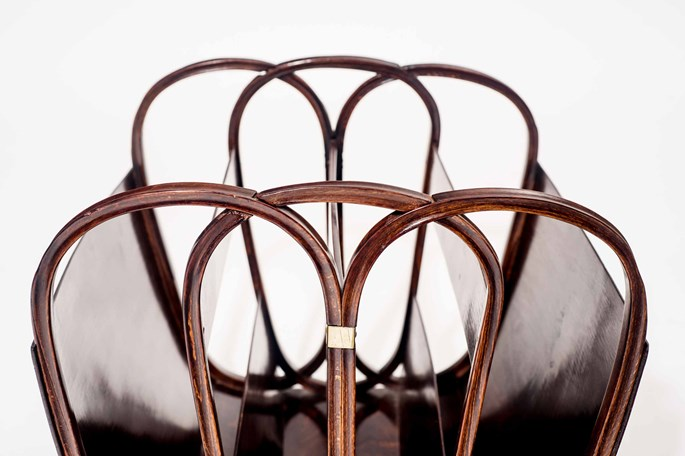 Moser Koloman - TWO MAGAZINE RACKS | MasterArt