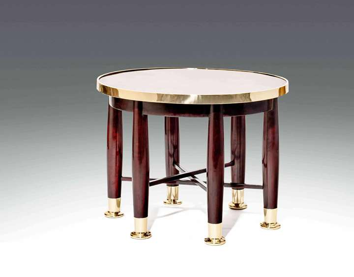 "OVAL ""HABERFELD"" TABLE"
