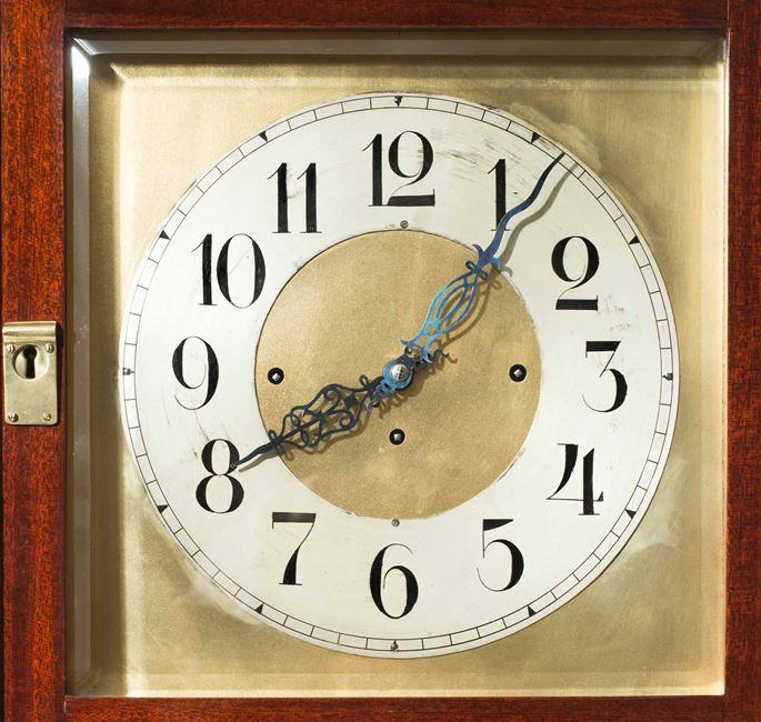 Secessionist Long Case Clock | MasterArt