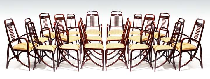 Twelve Chairs, Six Armchairs