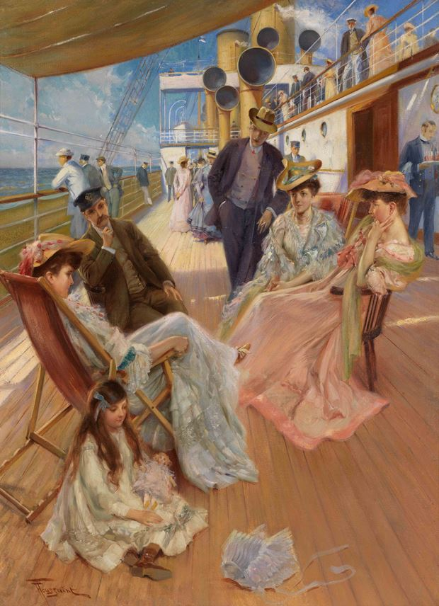 "Fernand TOUSSAINT - ""THE CRUISE"" 