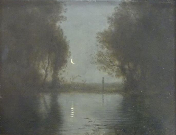 "Jan VAN BEERS - ""IN THE MOONLIGHT"" 