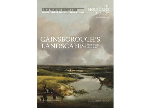 Lowell Libson Ltd sponsors Gainsborough exhibition at Holburne Museum