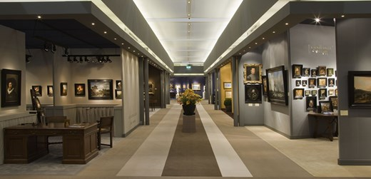 An extraordinary display of masterpieces at TEFAF