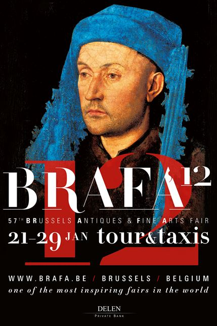 BRAFA'12, the arts gathering at the heart of Brussels