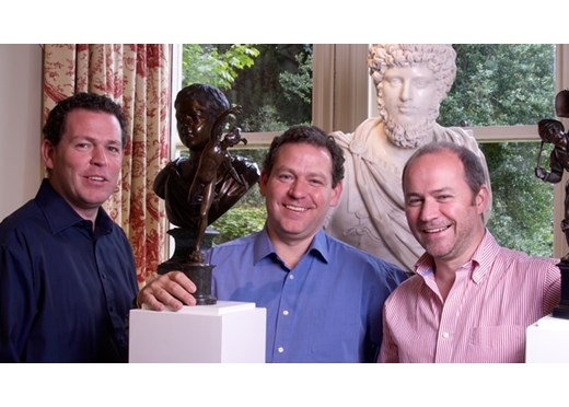 The rise and rise of Yorkshire's Tomasso Brothers as they bring their sculpture to Maastricht