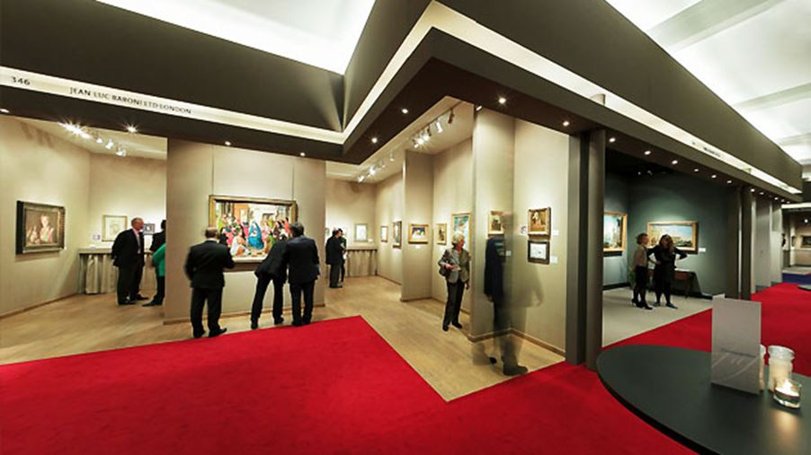 Take a virtual tour of TEFAF Maastricht 2012