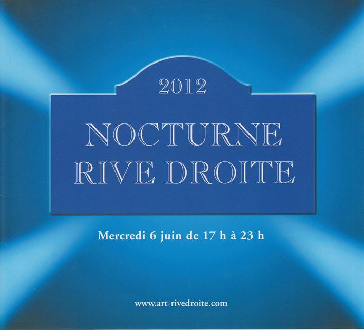 Nocturne Rive Droite - Paris