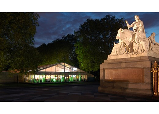 Haughtons return with a gold standard fair for serious collectors in a dream setting in Kensington Gardens