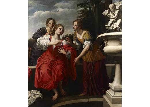 Moretti Fine Art: Seicento Fiorentino: Sacred and Profane Allegories - 1 to 25 May, New York
