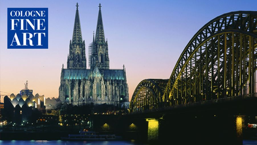 Cologne Fine Art 2013: Top-of-the-range list of galleries and dealerships