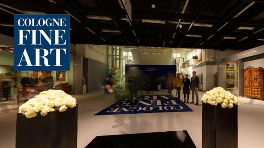 Take a virtual tour of Cologne Fine Art 2013