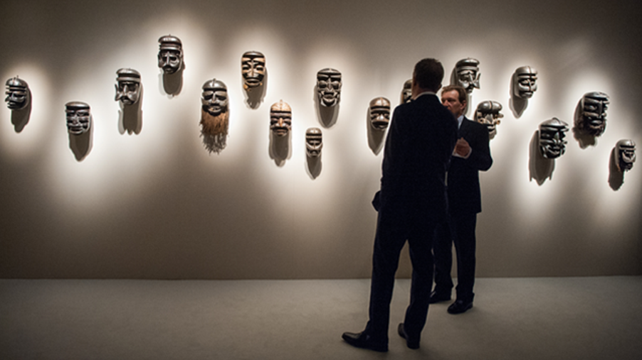 BRAFA plays to its local strengths but finally gets global attention after ten years at Tour & Taxis