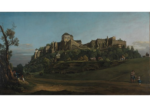 Bellotto Painting Latest to Be Saved from Export
