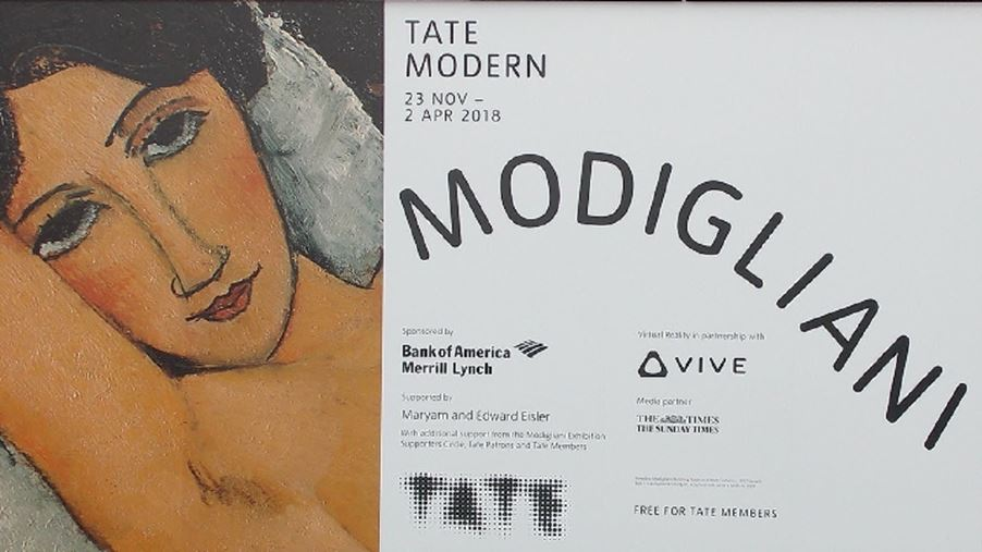 Modigliani and the Art of Destruction