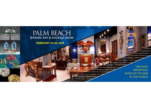 Palm Beach Jewellery, Art & Antique Show 2018