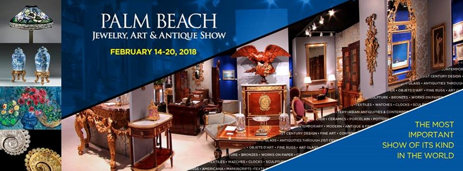 Palm Beach Jewellery, Art & Antique Show 2018
