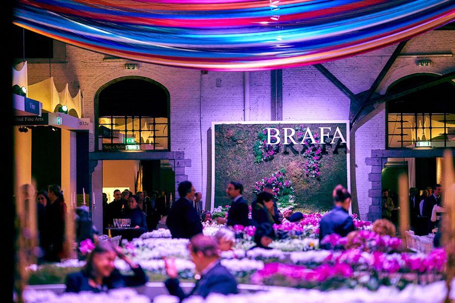 BRAFA Sets High Bar for 2018