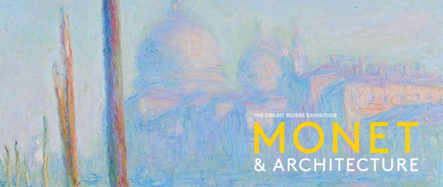 Monet and Architecture: a Breath of Fresh Air