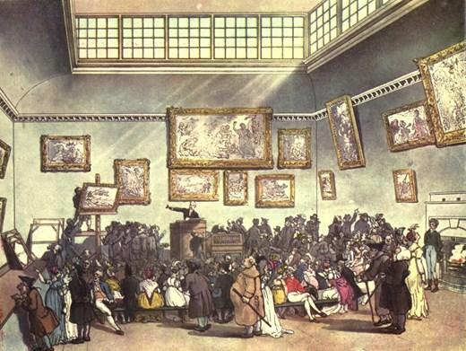Key Findings: Art Market 2018: Auctions