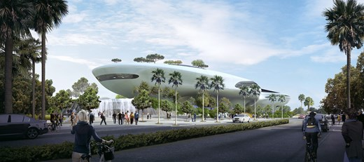 Museum of Narrative Art Breaks Ground in LA